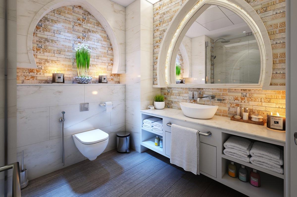 Bathroom Tiles & Flooring