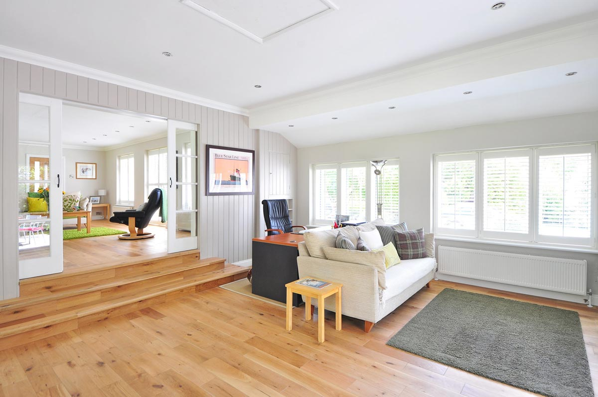 Flooring Living Spaces
