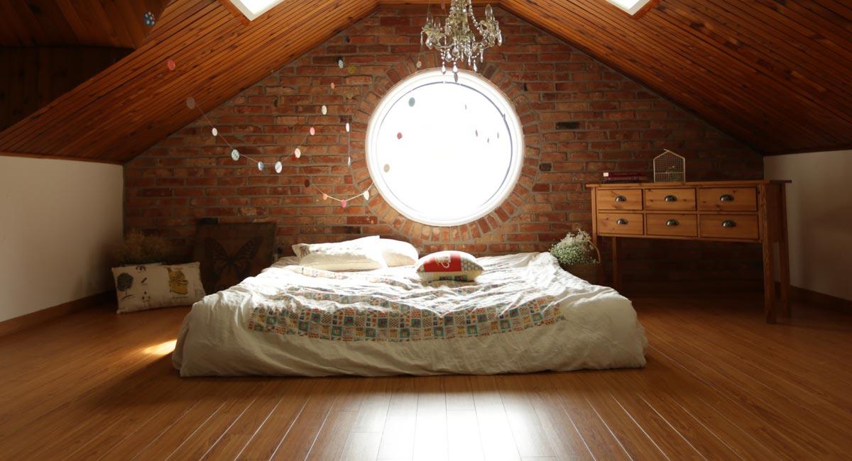 bedroom wood flooring 1