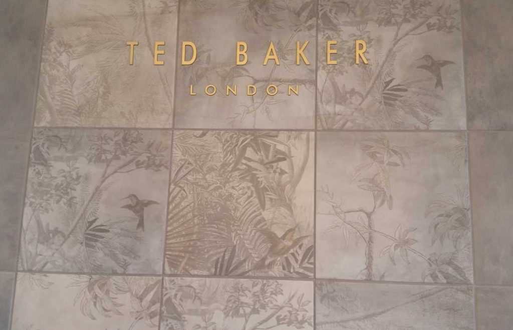 Ted Baker Tiles Cardigan